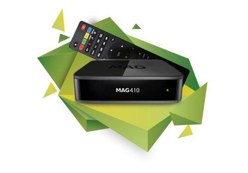 Infomir MAG 410 | 4K Ultra | Set-Top Box
