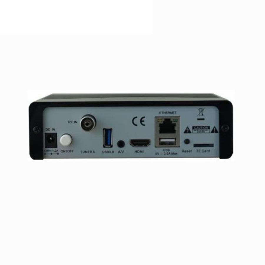 Zgemma H9 T/C | 4K UHD | HEVC | Cable & Terrestrial-2