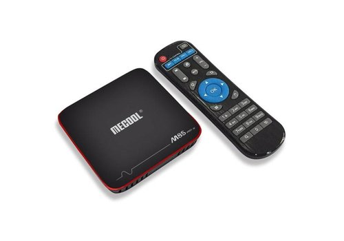 M8S Pro W | TVBox | Android 7.1 | 2GB DDR3 | 16GB Opslag
