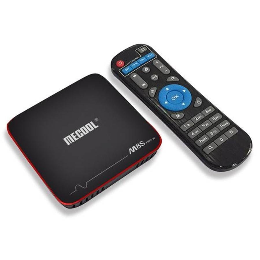 M8S Pro W | TVBox | Android 7.1 | 2GB DDR3 | 16GB Opslag-1
