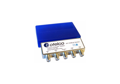 Botelco 4x1 DiSEqC Switch
