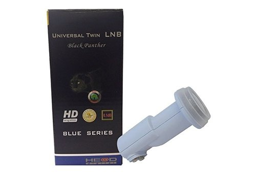 Universal Twin LNB Black Panther