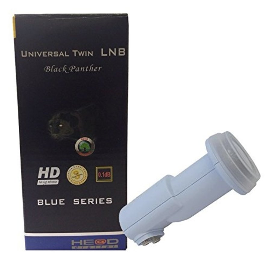 Universal Twin LNB Black Panther-1