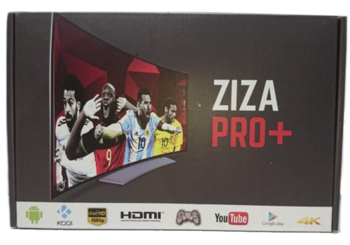 Ziza PRO+ | TVBox | Android 7.1 | 2GB Ram | 16GB Opslag