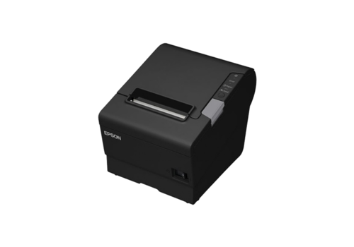 Epson TM-88V Bonprinter | Zwart | USB