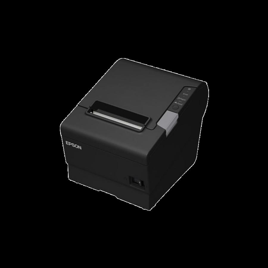 Epson TM-88V   USB   Zwart   Bonprinter-1