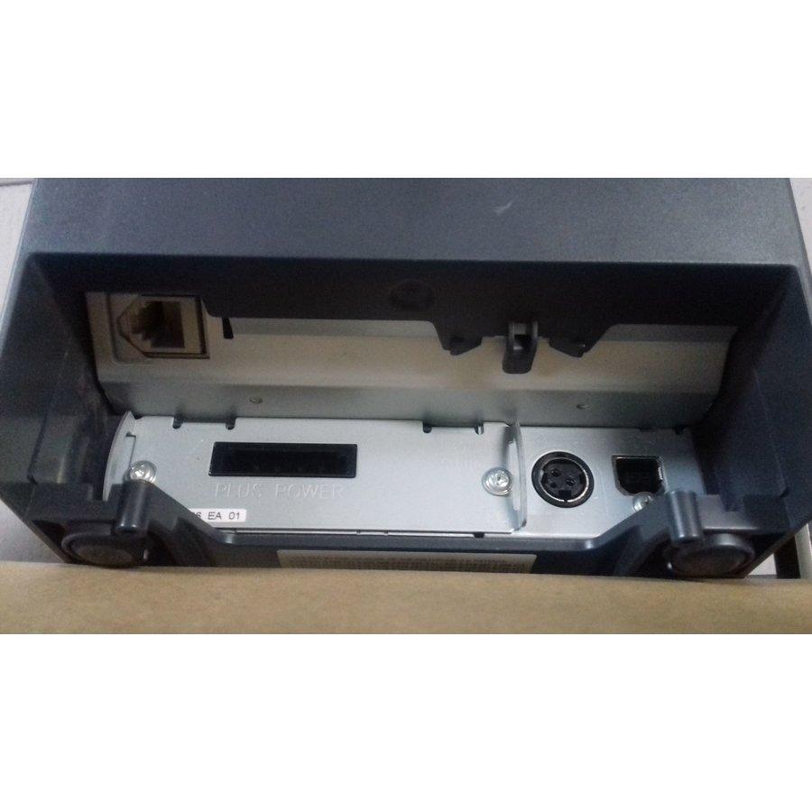 Epson TM-88V   USB   Zwart   Bonprinter-2