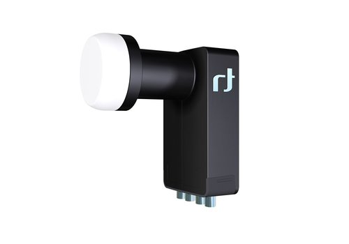 INVERTO Black Ultra Quad 40mm LNB