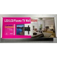 """Zazitec LS102A TV beugel   14"""" - 32""""   vast"""