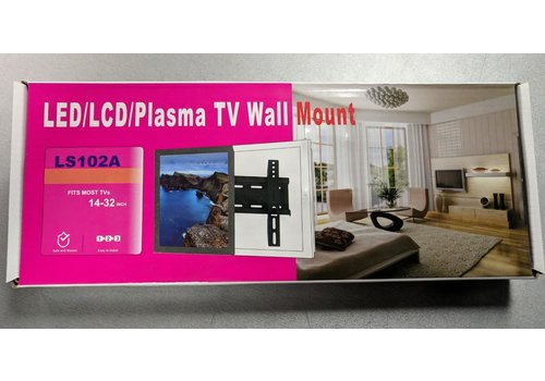"LED/LCD/Plasma LS102A TV Wall Mount 14""-32"""