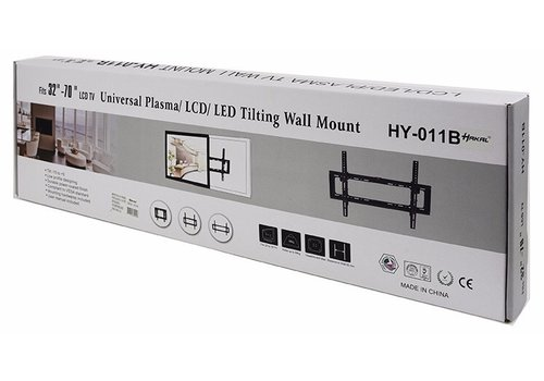 "Universal Plasma/Lcd/Led Tilting Wall Mount HY-011B 32""-70"""