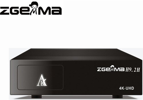 Zgemma H9.2H | 4K UHD | HEVC | Cable & SAT