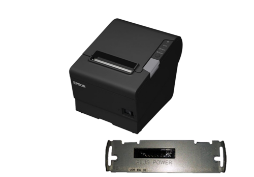 Epson TM-88IV Bonprinter | Zwart | Power USB