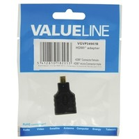 thumb-Valueline HDMI-adapter HDMI micro-connector-3