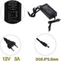 thumb-Decoder Adapter | 12v | 3a | geschikt voor Dreambox, Xsarius, Mutant, Zgemma, Amiko, Qviart-2