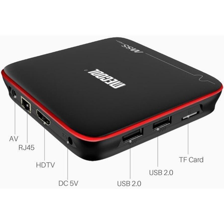 M8S Pro W | Android | 2GB RAM |16GB ROM | TVbox-2