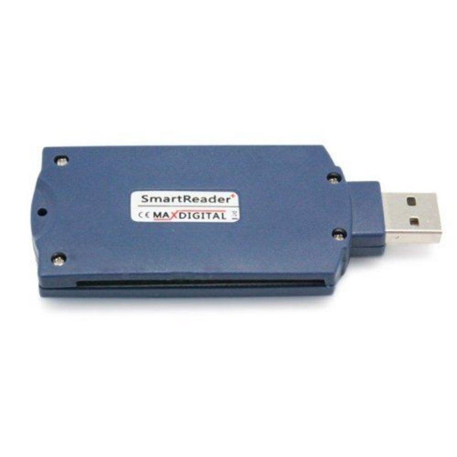 Maxdigital Smargo Smartreader   v1   USB   Kaartlezer-1