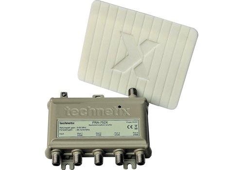 Technetix FRA-752X | Kabelkeur | Ziggo | Antenne versterker