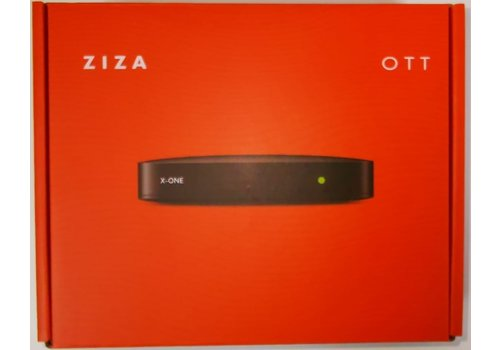 ZIZA X-ONE |  Set-top Box