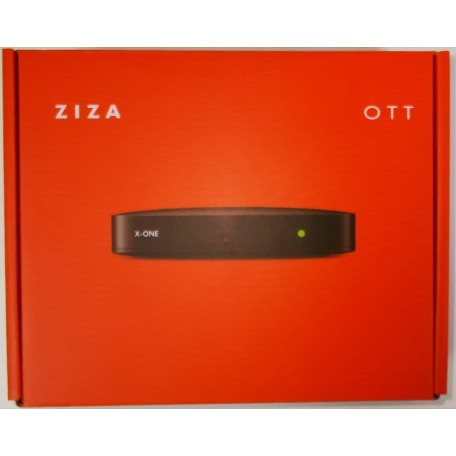 ZIZA X-ONE |  Set-top Box-1