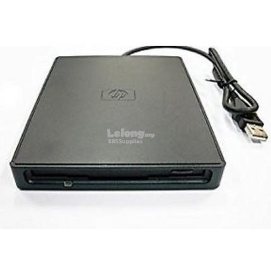HP External USB Floppy Disk Drive-1