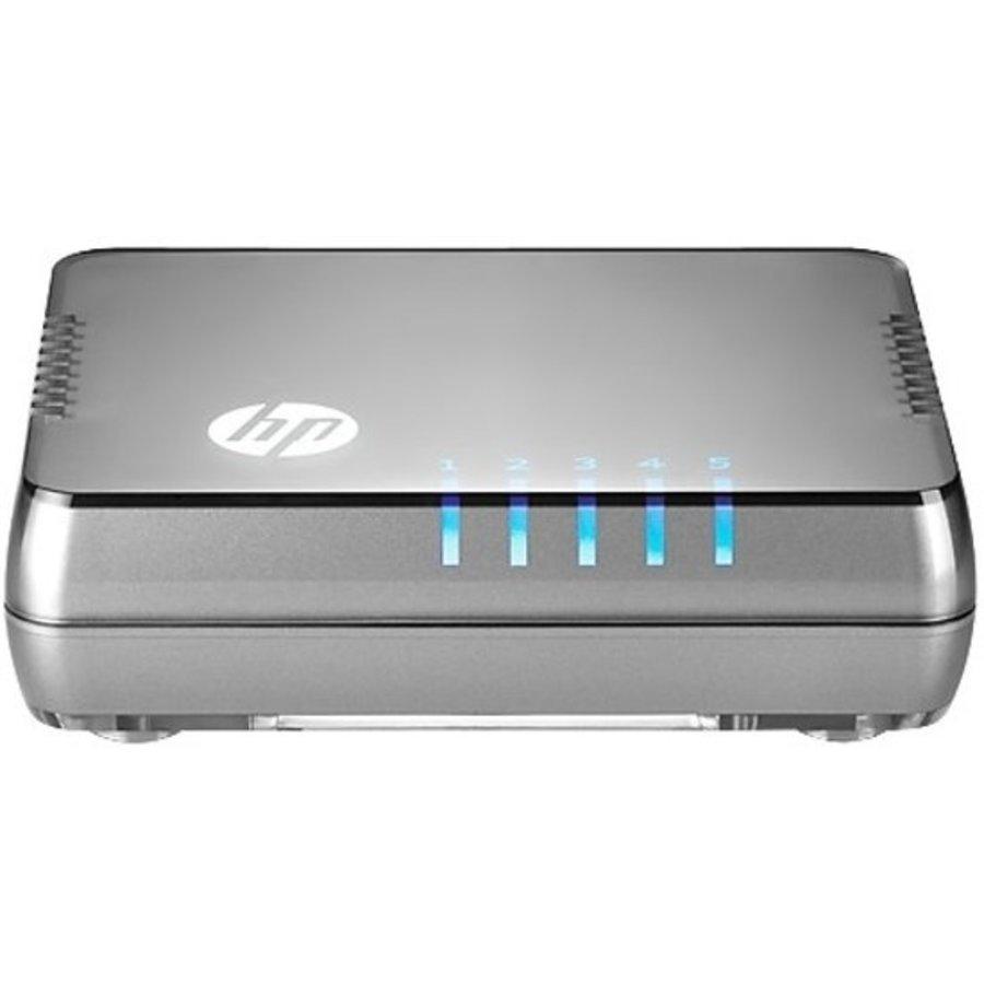 HP netwerk switch 1405-5G v2-1