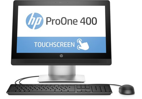 HP ProOne 400 G2 20 inch All In One PC met touchscreen