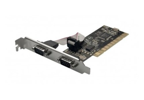 Sweex 2 Port Serial PCI Card PU006V2