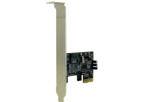Sweex 1 Port Internal SATA II PCIe Card PU200