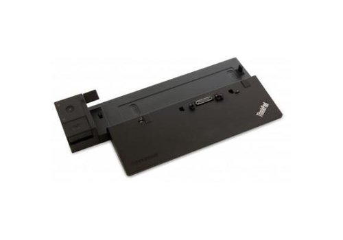 Lenovo ThinkPad Ultra Dock, 90W Docking station - Zwart