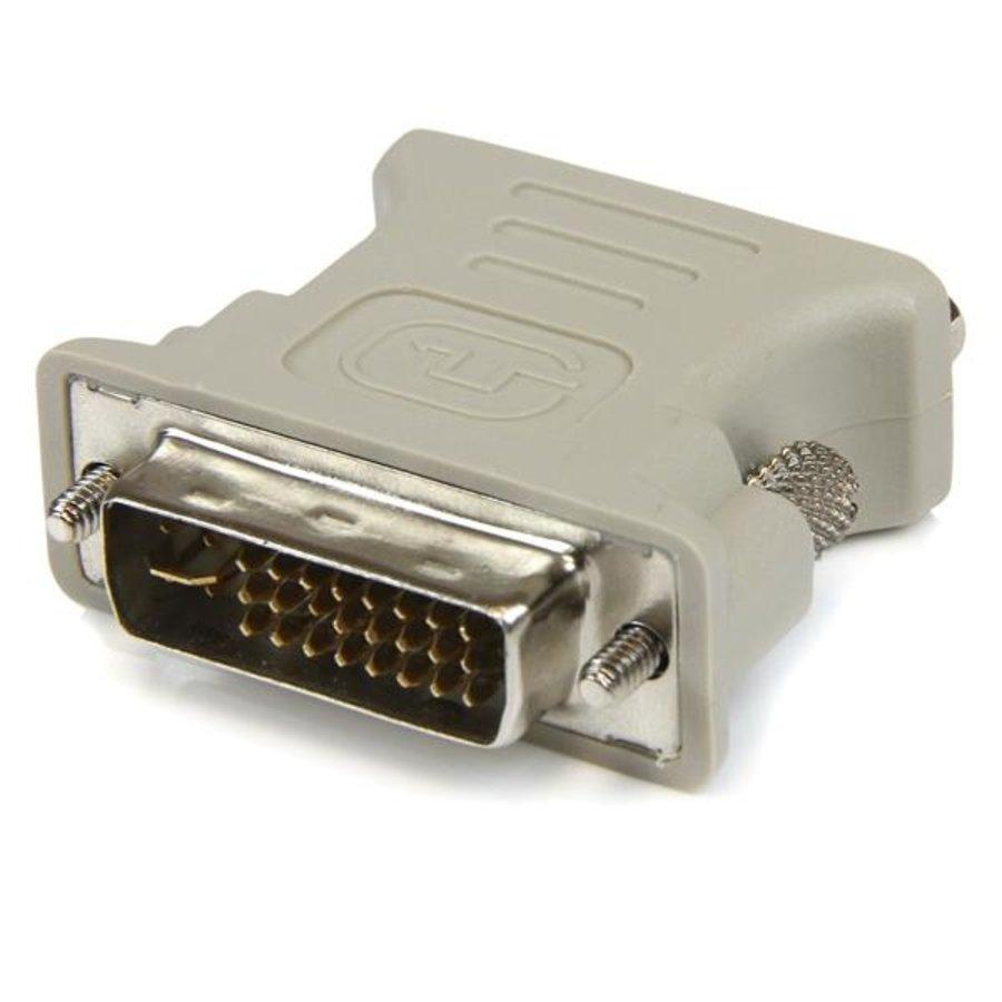 DVI-I - VGA adapter zwart-1