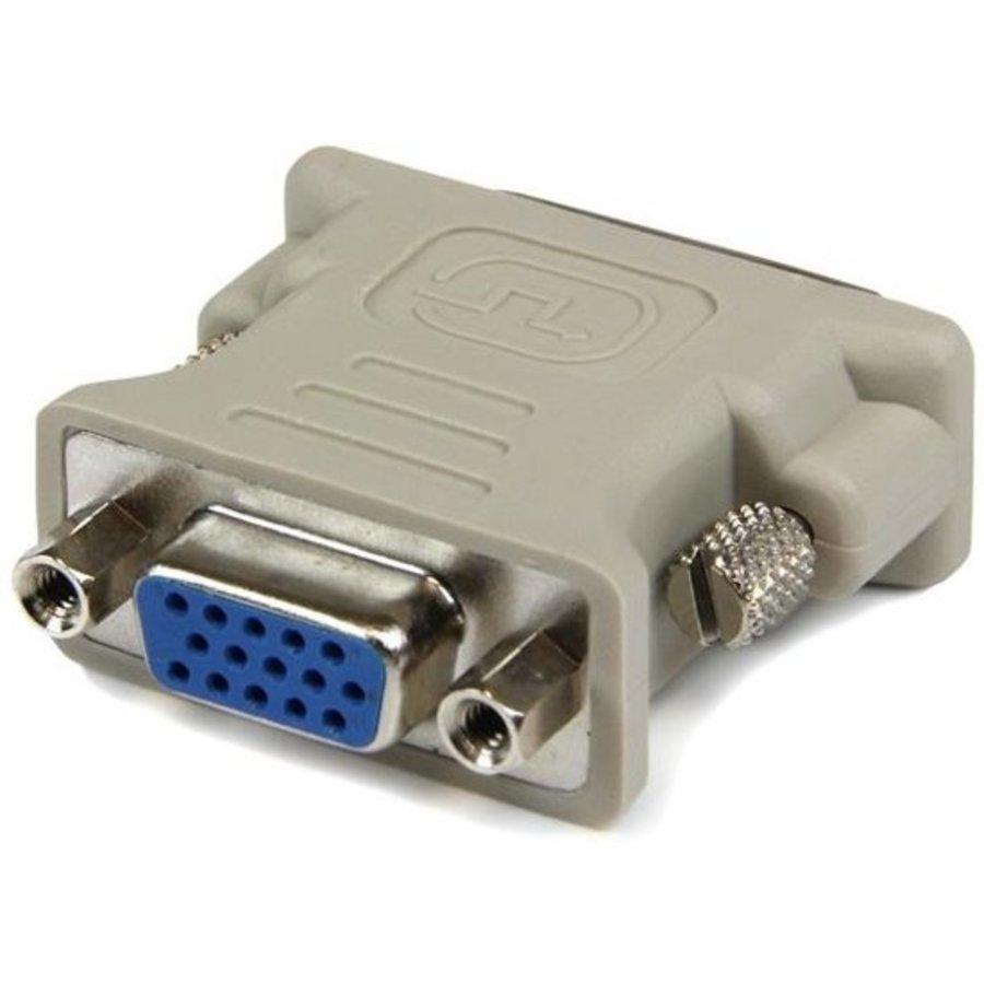 DVI-I - VGA adapter zwart-2
