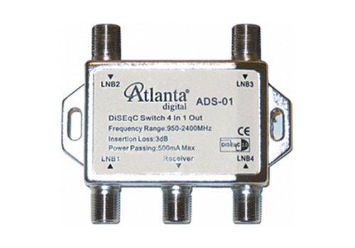Atlanta 4X1 DiSEqC switch