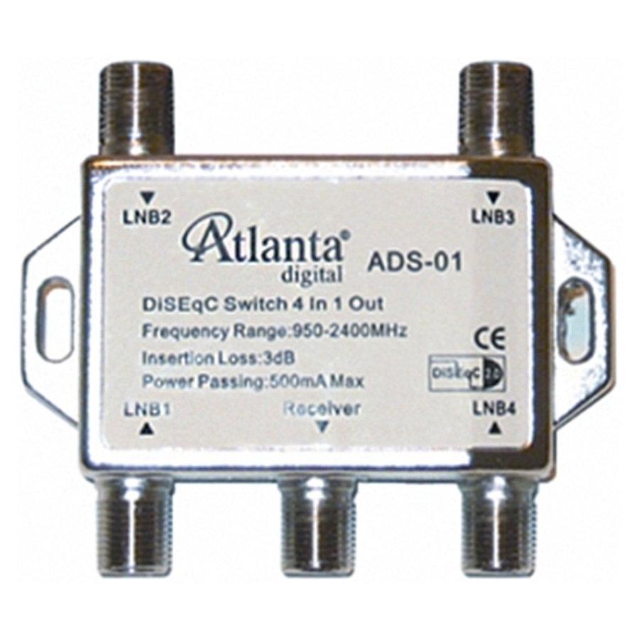 Atlanta 4X1 DiSEqC switch-1