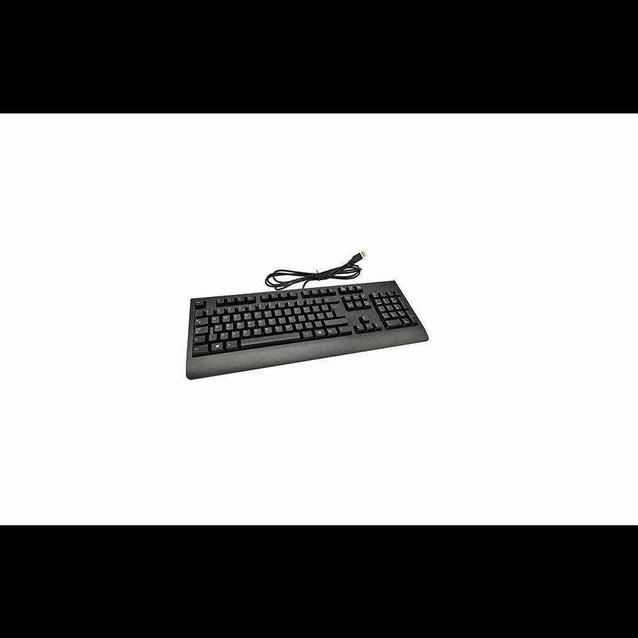 LENOVO SK-8827 104 Key USB Traditional Keyboard-1
