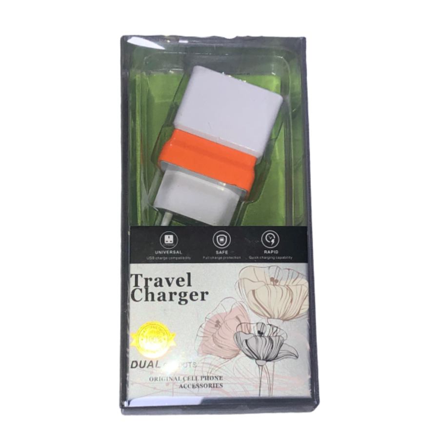 USB Travel Charger-1