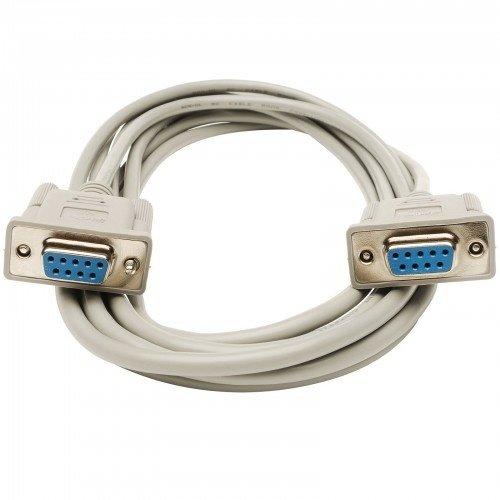 RS-232 nulmodem kabel