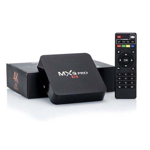 Mediaspelers & TV boxen