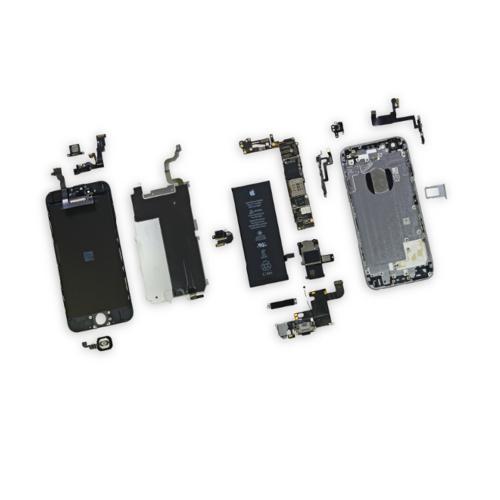 Telefoon onderdelen