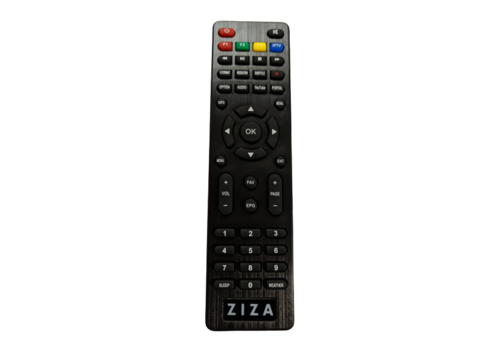 Ziza X-ONE afstandsbediening