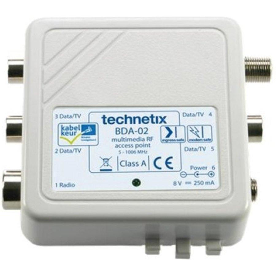 Technetix opdrukversterker BDA-01-1