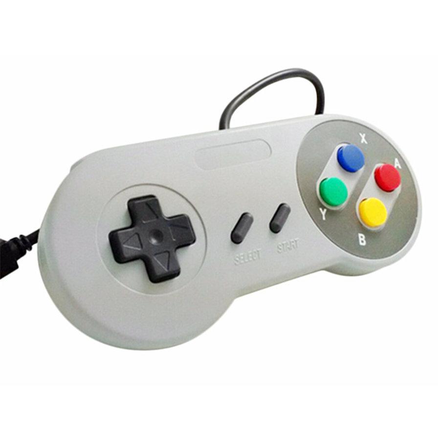 Super Nintendo controller met USB aansluiting| 2 stuks-3