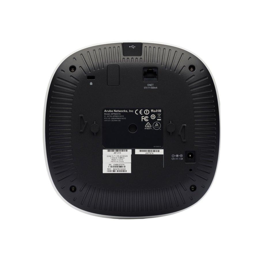 Hewlett Packard Enterprise Aruba AP-315  Wireless Access Point-2