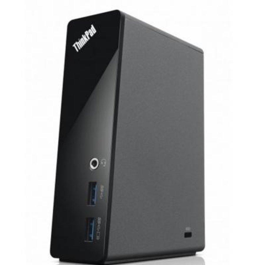 Lenovo ThinkPad USB 3.0 Dock Docking Station-1