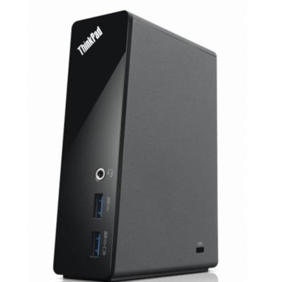 Lenovo ThinkPad USB 3.0 Dock Docking Station-2
