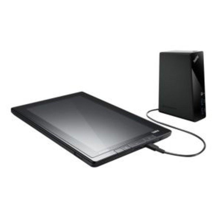 Lenovo ThinkPad USB 3.0 Dock Docking Station-5