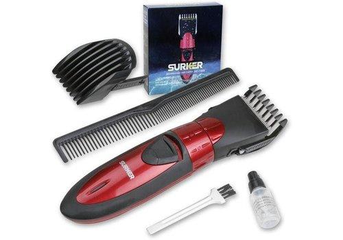 Surker HC-7068 draadloze Haar & Baard trimmer