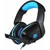 PHOINIKAS PHOINIKAS H1 multi-platform gaming-headset voor over-ear hoofdtelefoon met microfoon bedraad (blauw)