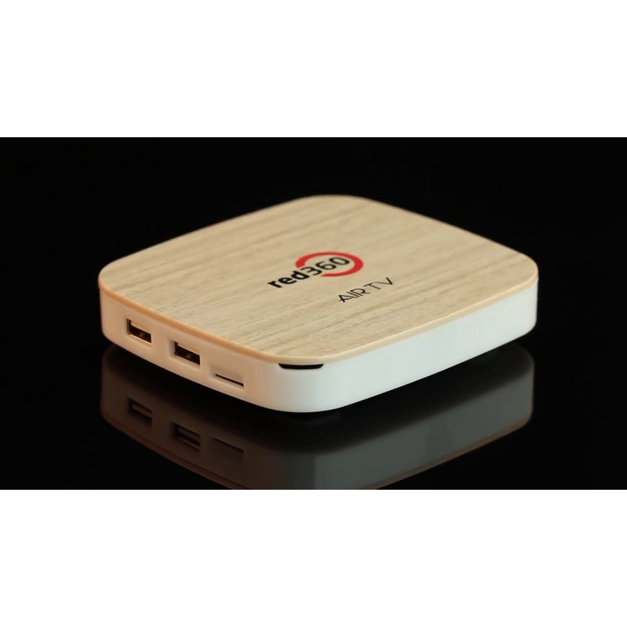 Redline Red360 Air Android 4k Set-top Box-1
