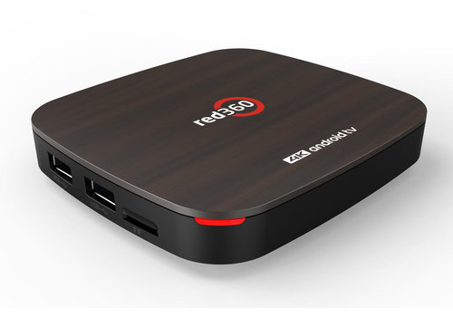 Redline Red360 4K Android Set-top Box